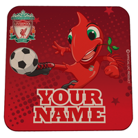 Liverpool  - LFC Personalised Mighty Red Coaster