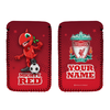 LFC Personalised Mighty Red Phone Sleeve