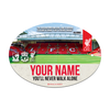 LFC Personalised Stadium Door Plaque