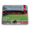 LFC Personalised Stadium Mousemat