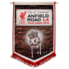 LFC Personalised Street Sign Pennant