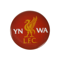 Liverpool FC Loose Button Badge