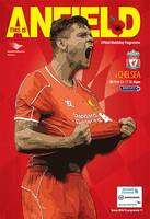 T-Shirts, Polos & Tops|Liverpool  - Matchday Programme 11 - Chelsea 8.11.14