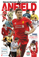 T-Shirts, Polos & Tops|Liverpool  - Matchday Programme 12 - Stoke City 29.11.14