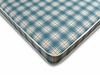 Mattresses Budget 2ft 6in Small Single Mattress in Blue Check