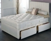 Divan Beds Royal 4ft Double Divan Bed With Extra Firm Super Orthopaedic Mattress