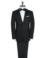 Jackets  - Jeff Banks Black Dinner Jacket 40L Black
