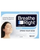 Breathe Right Clear Nasal Strips Small/Medium - 10