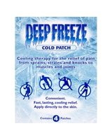 Rheumatic, Muscle & Arthritic Care  - Deep Freeze Cold Patch - 4