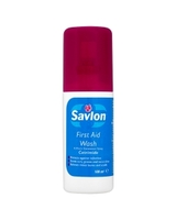 Disinfection  - Savlon First Aid Wash - 100ml