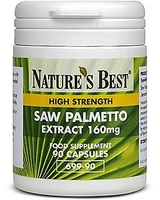 Food Supplements  - Saw Palmetto 1440mg