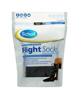Socks & Hosiery  - Scholl Cotton Feel Flight Socks - Size 3 - 6