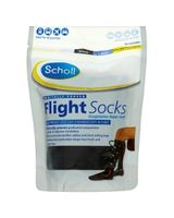 Socks & Hosiery  - Scholl Cotton Feel Flight Socks - Size 9.5 - 12