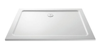 Shower Trays  - Rectangular 1400 x 800mm Low Profile Shower Tray