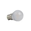 Eco Products Diamond LED 3.3W Warm White Mira Golf Ball Shaped B22 Fitting LED Bulb