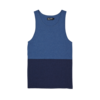 Clothing|Jackets & Vests Cut & Sew Panelled Vest in Navy