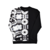 Clothing|Sweatshirts Fragment Sublimation Crew Sweat Black