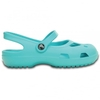 Children's Shoes|Low Shoes Girls Shayna Pool, Stylish sling-back flat with room for jibbitz