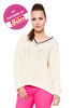 Emma Cricket Boyfriend Jumper