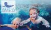 50% Off 5 Week Swimming Course With Aquababies/Aquakiddies Available at Several London,  Brighton,  Hampshire and Sussex Locations