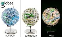 Gifts  - 50% off City Globes and Night Lights, a fantastic and fun way to engage kids with Cities around the World.