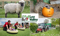 Experience Gifts  - 50% off Entrance to Lee Valley Park Farms, including Half Term!