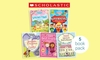 64% off 5 Pack of Scholastic Activities - A least 100 stickers in each book!