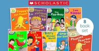 Coupons & Vouchers  - 68% off Phonics with Biff, Chip and Kipper - 8 Stories to Help with Learning