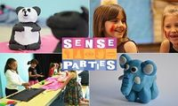 Experience Gifts  - Craft Party From Sense Parties Including Craft Materials & Entertainment! For Up To 12 Children