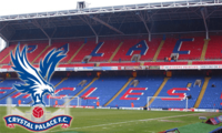 Experience Gifts  - Crystal Palace Stadium Tour, a great Half term treat for any sports fan. Valid through to January 9th 2015.!