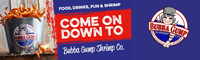 Toys & Games  - FAMILY PASS MEMBERS ONLY: Bubba Gump Shrimp Co. - Kids Eat Free