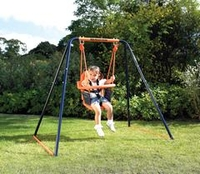 Sports Equipment & Accessories  - Hedstrom - Deluxe 2 in 1 Swing