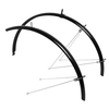 Other 700 x 45MM COMMUTE MUDGUARDS  (BLACK)