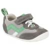 Low Shoes Cruiser Play Boys Casual Cruiser in Grey Combi Leather