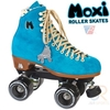 Roller skates Moxi Lolly - Pool Blue Quad Roller Skates