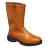 Foot Protection > Rigger Boots Standard Leather Rigger Safety Boots