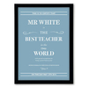 Destination prints Best teacher in the world