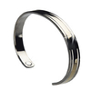 Women's Bracelets Magnetic Active Bangle - Apollo (Silver)