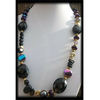 Presents for Daughter Black Widdow Necklace by Scarlett Fever Jewellery