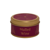 Stocking Fillers for Friends Christmas Gold -Mulled Wine Pintail Candle