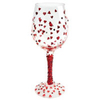 Birthday Gifts for Her Lolita Red Hot Wine Glass