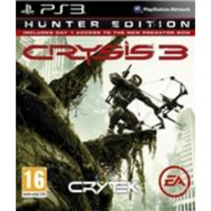 PS3 > Shooter  - Crysis 3