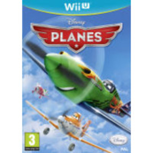 Wii U > Kids / Family  - Disney Planes