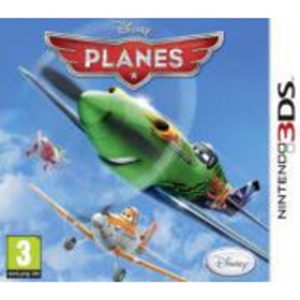 Nintendo 3DS > Kids / Family  - Disney Planes