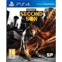 PS4 > Action / Adventure  - InFAMOUS Second Son