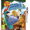 Nintendo 3DS > Kids / Family Phineas & Ferb Quest for Cool Stuff