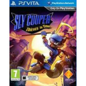 PSVITA > Action/Adventure  - Sly Cooper Thieves in Time