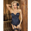 Corsets Shirley of Hollywood beaurtiful tapestry corset