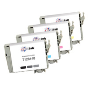 Ink Cartridge > Epson  - Replaces Epson T1285 Ink Cartridge - Multipack (C13T12854010)