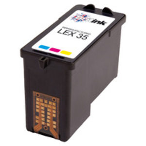Ink Cartridge  - Replaces Lexmark 35 Ink Cartridge - Colour (18C0035)